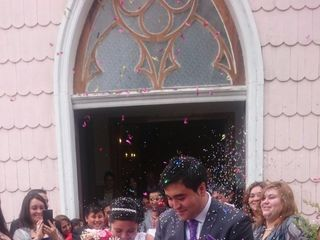 El matrimonio de Liliana y Diego 2