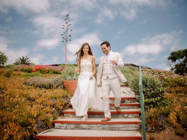 El matrimonio de Catalina y Roberto