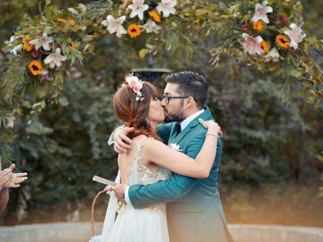El matrimonio de Rebeca y Isaac