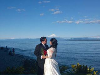 El matrimonio de Nelson y Maritza