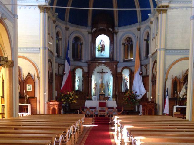 El matrimonio de Maritza y Nelson en Puerto Varas, Llanquihue 5