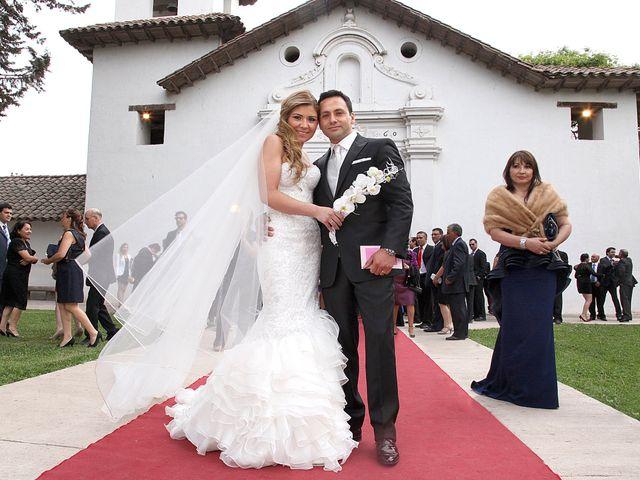 El matrimonio de Valentina y Francisco