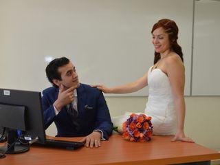 El matrimonio de Karina y Gustavo 2