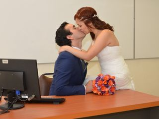 El matrimonio de Karina y Gustavo 3