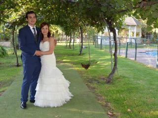 El matrimonio de Karina y Gustavo