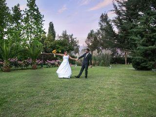 El matrimonio de Marcela  y Jorge