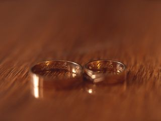 El matrimonio de Fabiola y Pablo 1