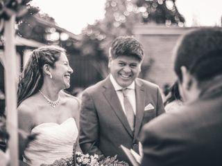 El matrimonio de Cecilia y Juan 3
