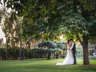 El matrimonio de Valentina y Claudio
