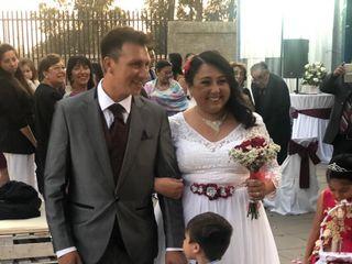 El matrimonio de Karla  y José Miguel  1