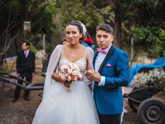 El matrimonio de Yeniffer y Sebastián