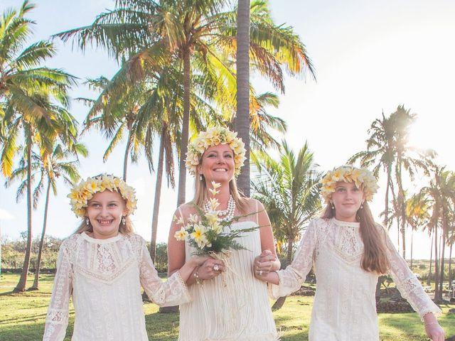 El matrimonio de Thomas y Carmen en Isla de Pascua, Isla de Pascua 3