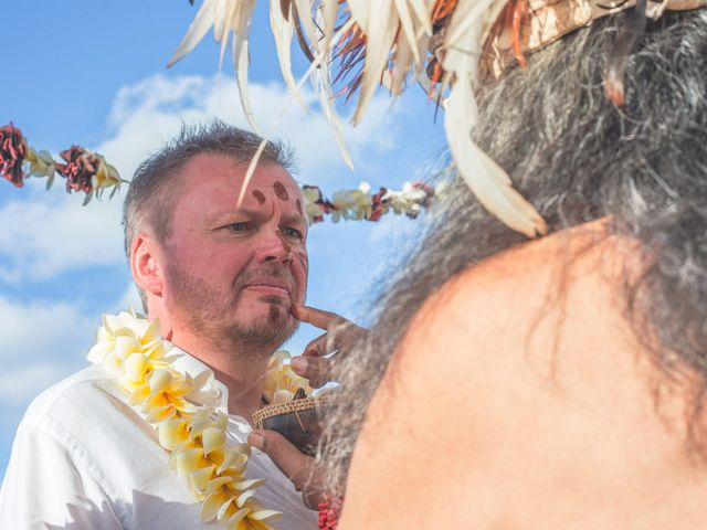 El matrimonio de Thomas y Carmen en Isla de Pascua, Isla de Pascua 14