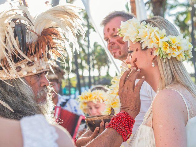 El matrimonio de Thomas y Carmen en Isla de Pascua, Isla de Pascua 15