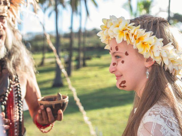 El matrimonio de Thomas y Carmen en Isla de Pascua, Isla de Pascua 16