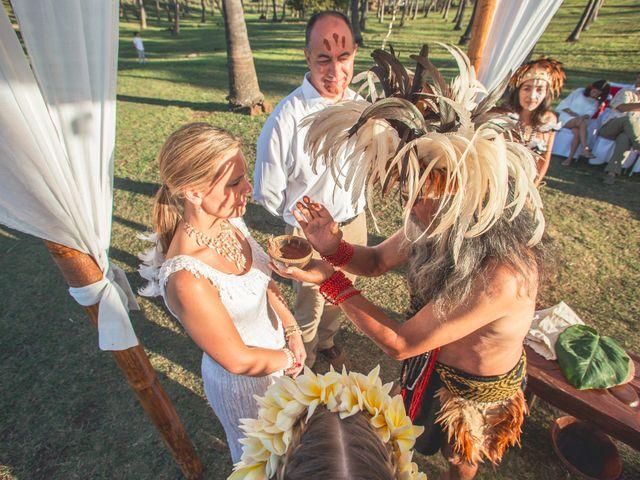 El matrimonio de Thomas y Carmen en Isla de Pascua, Isla de Pascua 19