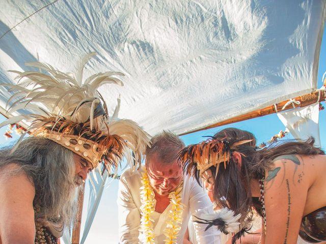 El matrimonio de Thomas y Carmen en Isla de Pascua, Isla de Pascua 21