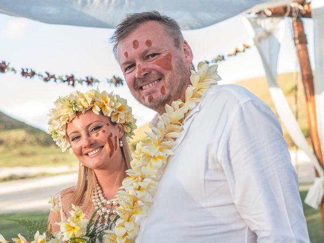 El matrimonio de Thomas y Carmen en Isla de Pascua, Isla de Pascua 26