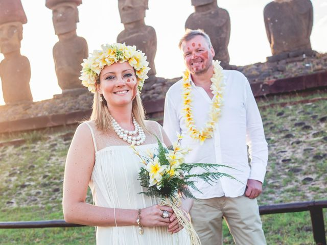 El matrimonio de Carmen y Thomas