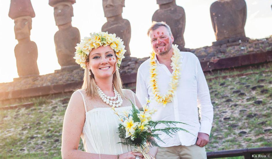 Matrimonio Simbolico En Isla De Pascua : El matrimonio de thomas y carmen en isla pascua
