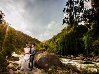 El matrimonio de Susana y Raúl