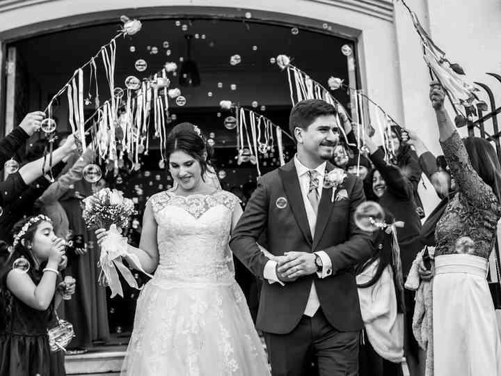 El matrimonio de Natalia y Ricardo