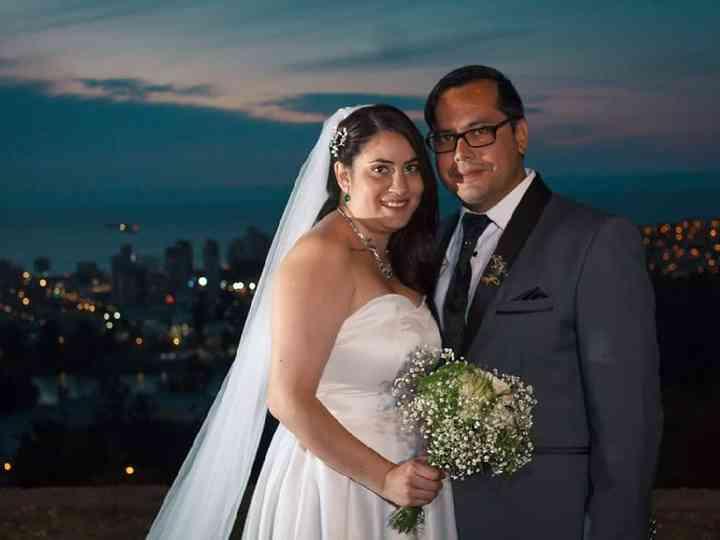 El matrimonio de Claudia  y Sebastián