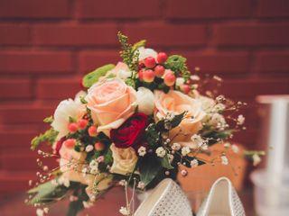 El matrimonio de Anita y Gonzalo 1