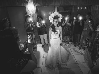 El matrimonio de Alba y Juan 3