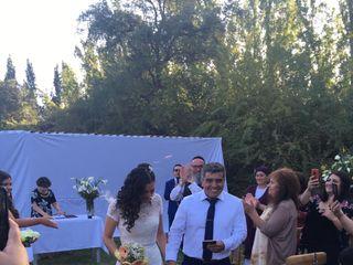 El matrimonio de Laura y Jorge 2