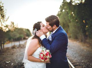 El matrimonio de Carolina y John