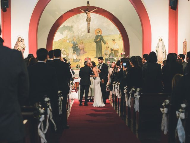 El matrimonio de Gonzalo y Anita en San José de Maipo, Cordillera 11