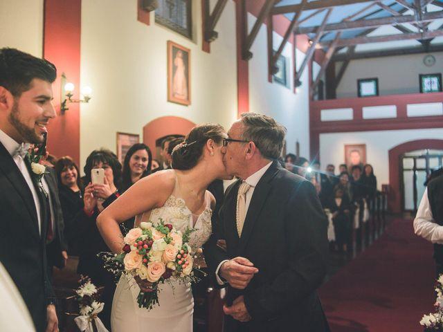 El matrimonio de Gonzalo y Anita en San José de Maipo, Cordillera 12