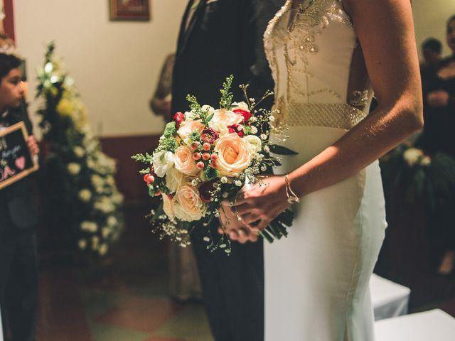 El matrimonio de Gonzalo y Anita en San José de Maipo, Cordillera 13
