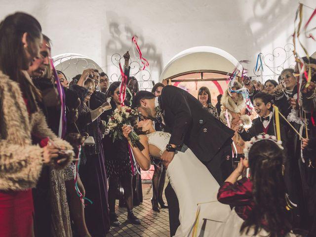 El matrimonio de Gonzalo y Anita en San José de Maipo, Cordillera 1