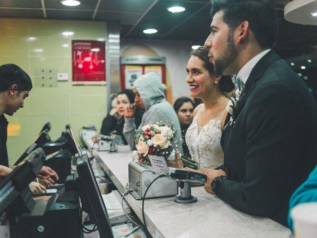 El matrimonio de Gonzalo y Anita en San José de Maipo, Cordillera 17