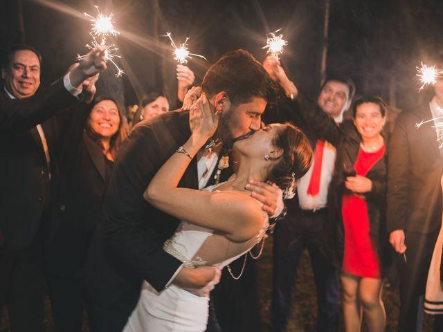 El matrimonio de Gonzalo y Anita en San José de Maipo, Cordillera 23