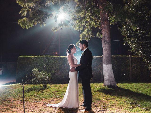 El matrimonio de Gonzalo y Anita en San José de Maipo, Cordillera 24