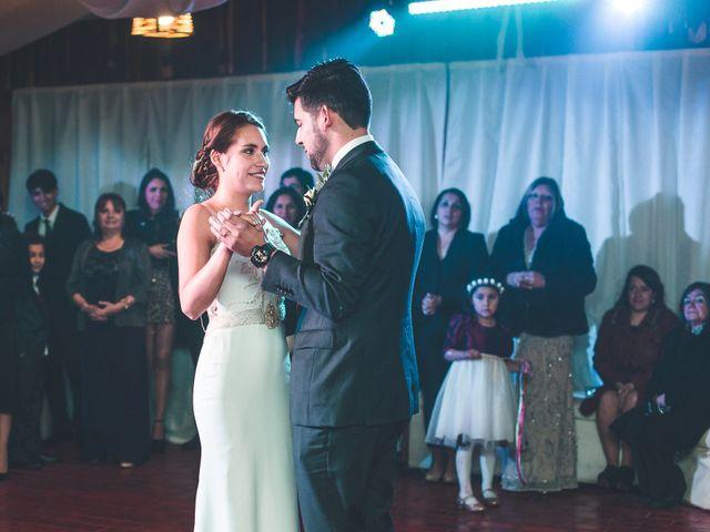 El matrimonio de Gonzalo y Anita en San José de Maipo, Cordillera 32