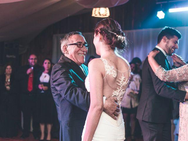 El matrimonio de Gonzalo y Anita en San José de Maipo, Cordillera 33