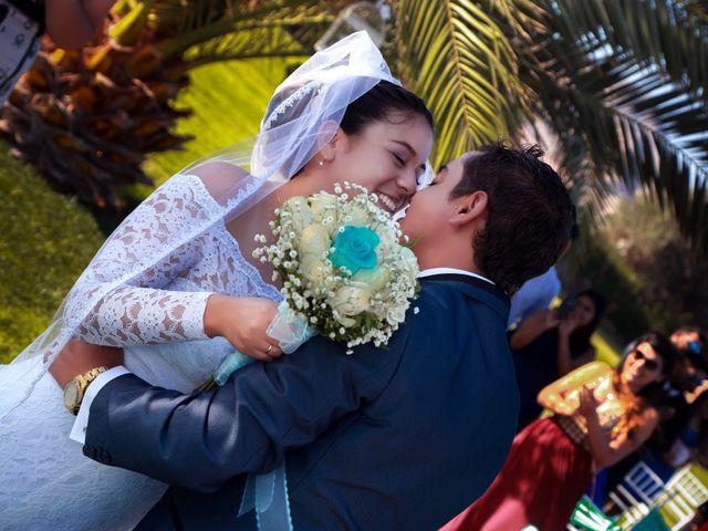 El matrimonio de Constanza  y Martín  en Copiapó, Copiapó 1