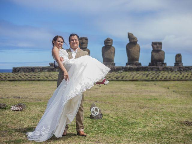 El matrimonio de Alba y Juan