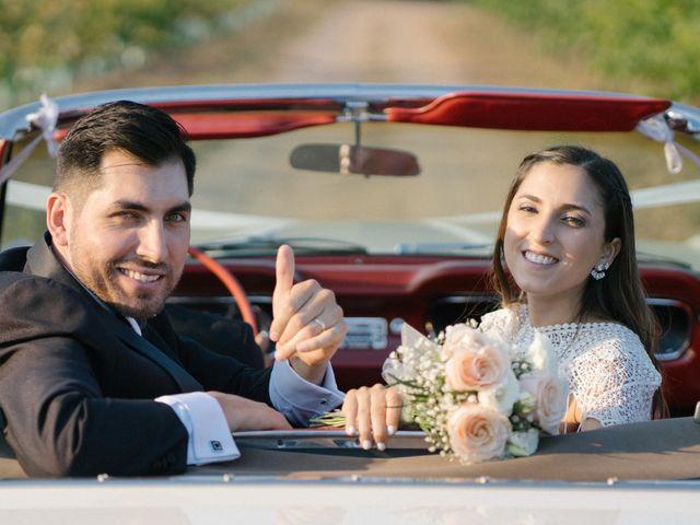 El matrimonio de Pilar y Bastián