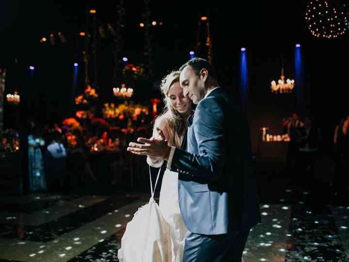 El matrimonio de Karol y Sebastian