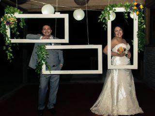 El matrimonio de Francesca y Fernando
