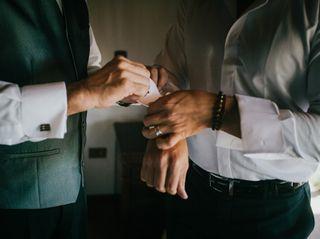 El matrimonio de Karol y Sebastian 2