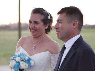 El matrimonio de Pamela y Bernardo 1