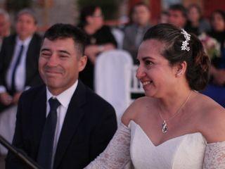 El matrimonio de Pamela y Bernardo 2