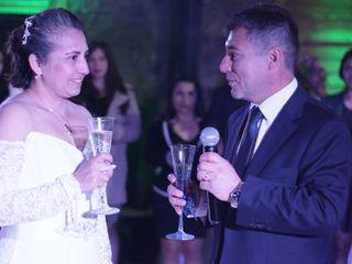 El matrimonio de Pamela y Bernardo