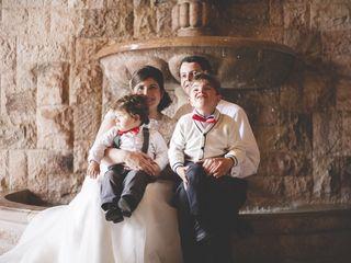 El matrimonio de Claudia y Octavio 3